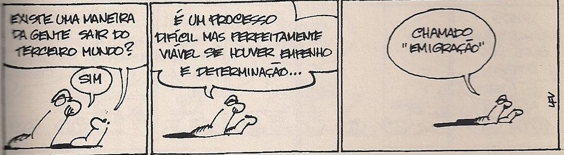 As Cobras, quadrinhos de Luis Fernando Verissimo.